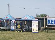 Rotary CLub Nyíregyháza a Zsindelyes fesztiválon